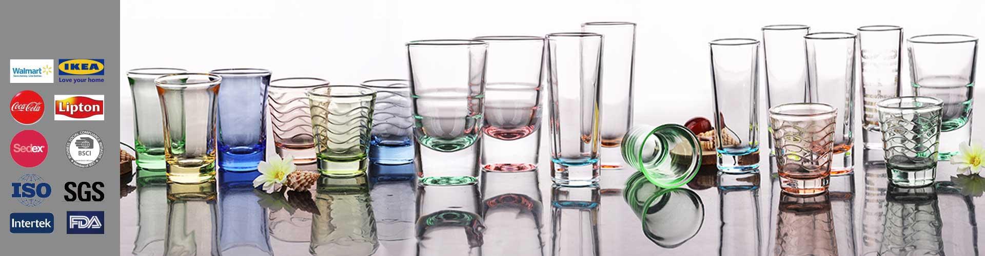 wholesale cheap shot glasses