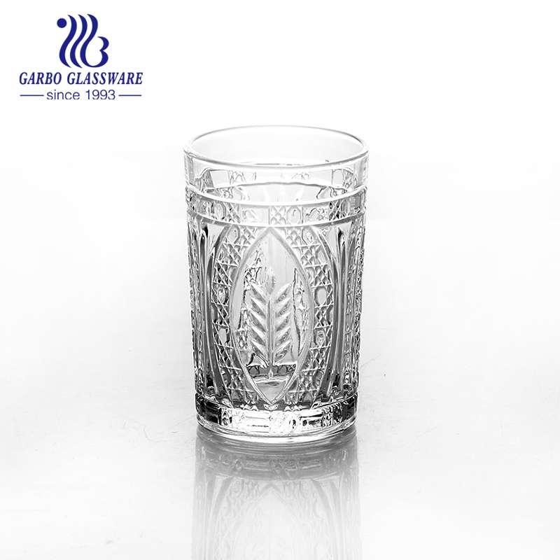 factory supplier glass tea cup tea glass drinking glass