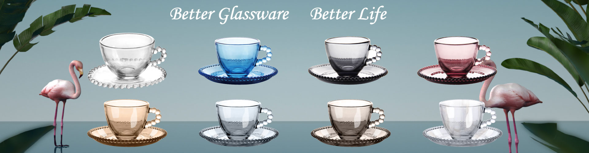 glass mug supplier