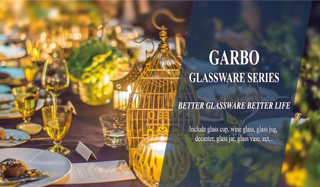 Glassware wholesale