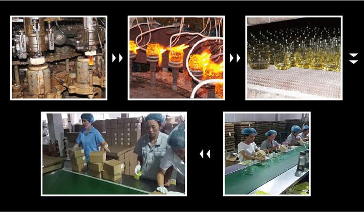 Frasco de biscoito de vidro claro do frasco do armazenamento de alimentos de 1300ml com tampão da cerâmica