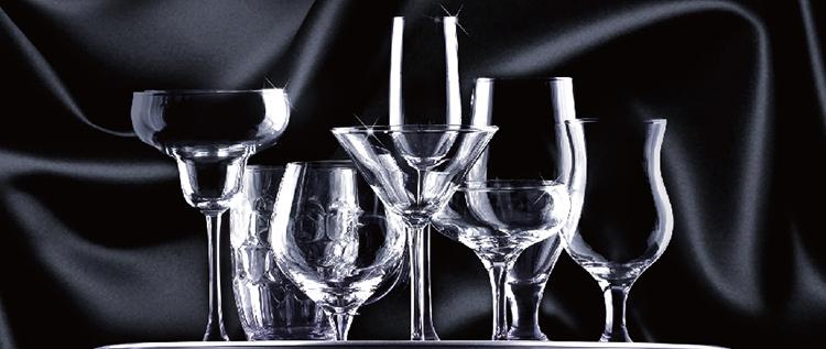 gobelt de vidrio sin plomo para vino tinto GB08GL3057