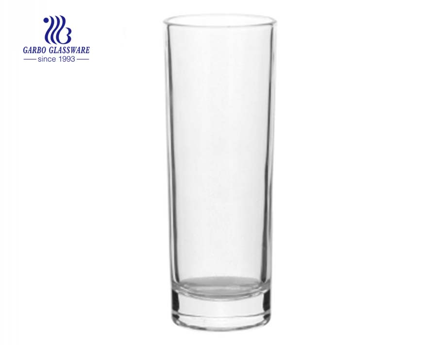 10oz high ball water drinking glass tumblers