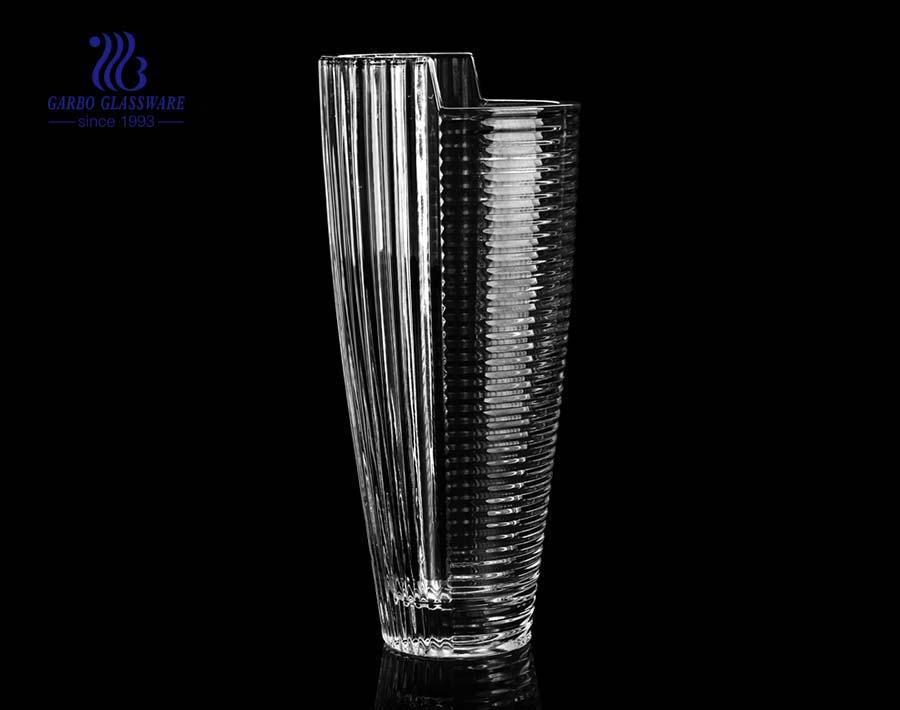 Hochwertiges klares großes Glas für die Inneneinrichtung