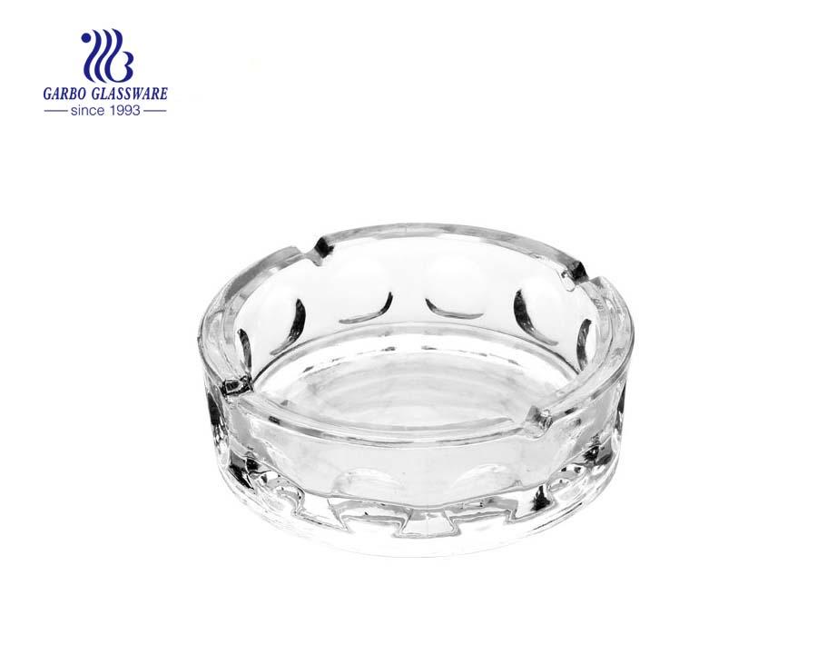 discount price glass ashtray