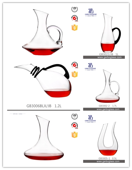 How do Americans choose the right glass wine decanter?cid=3