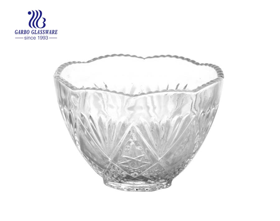 """4"""" glass candy sweet bowl daily dinnerware"""