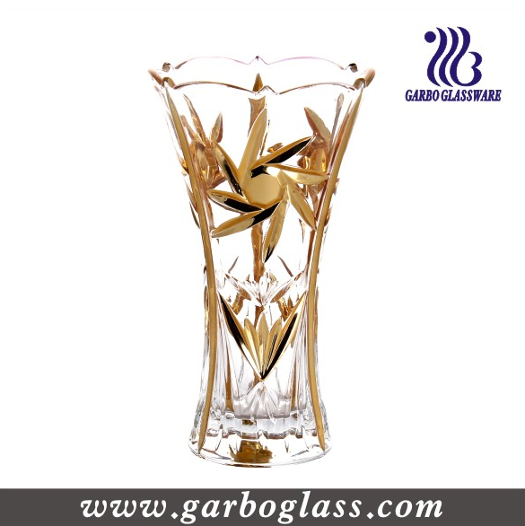 What is the Gold Plating Craft of Glassware?cid=3