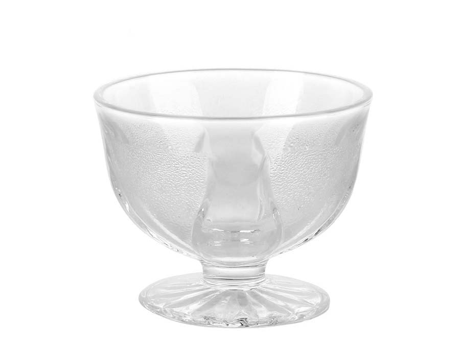 Chinese top 5 wholesale glass ice cream cups