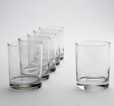 Glassware designed into such products, is really absolutely