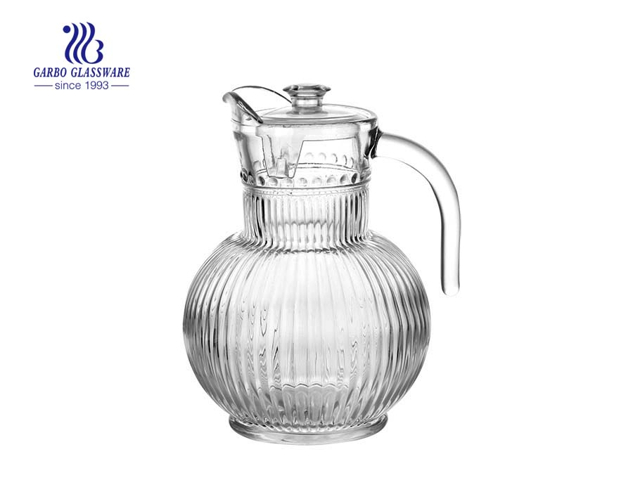 discount glass pitcher in stock