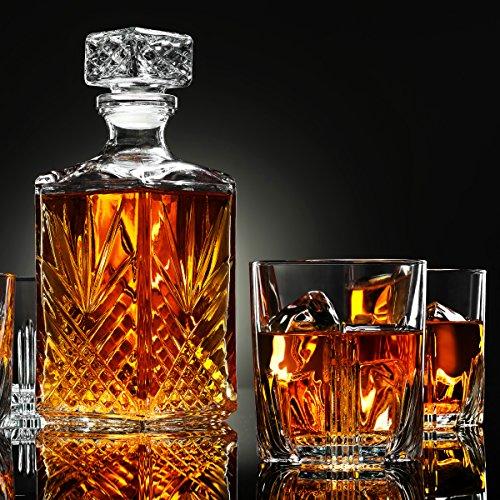 bán buôn chai rượu whisky thủy tinh