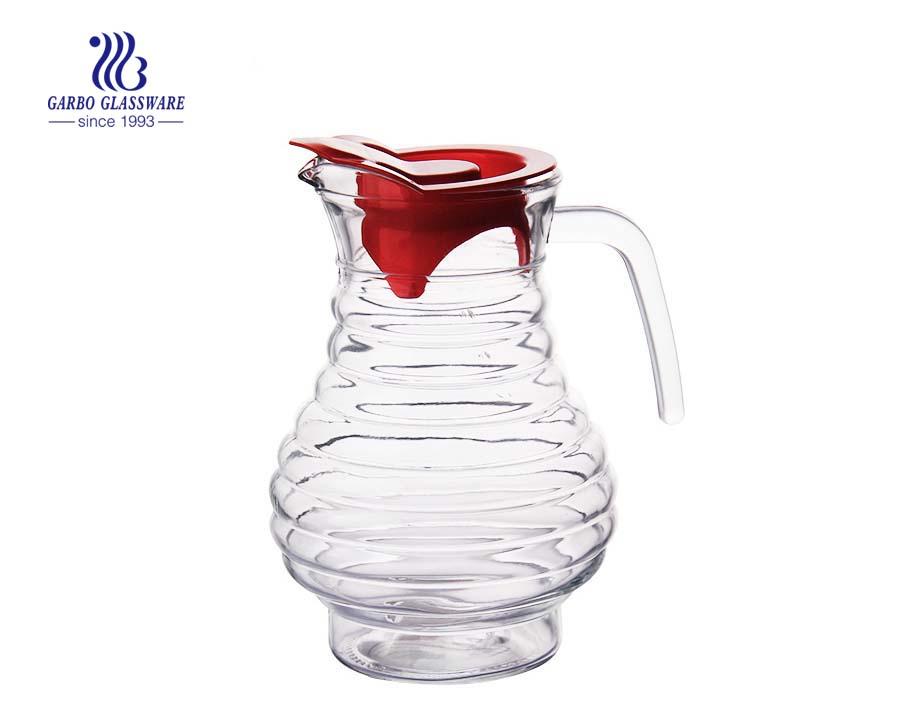 glass water pitchers wholesale