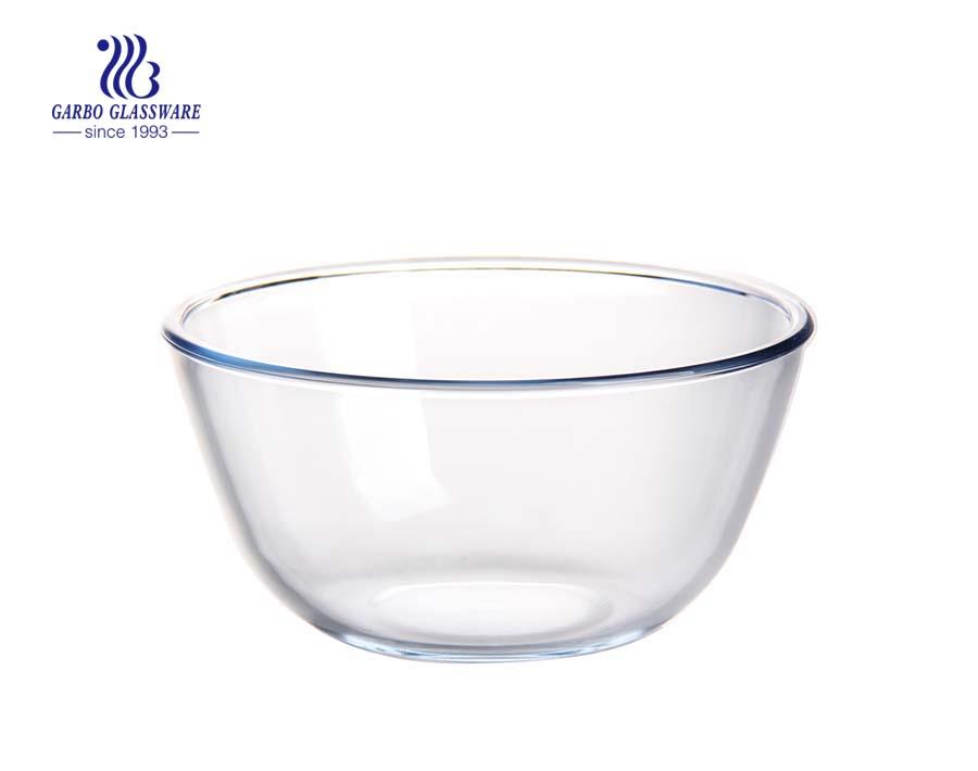 2 PCS 310 650 ml recipiente de armazenamento de alimentos de vidro de alta qualidade com tampa PP de cor diferente manter os alimentos frescos