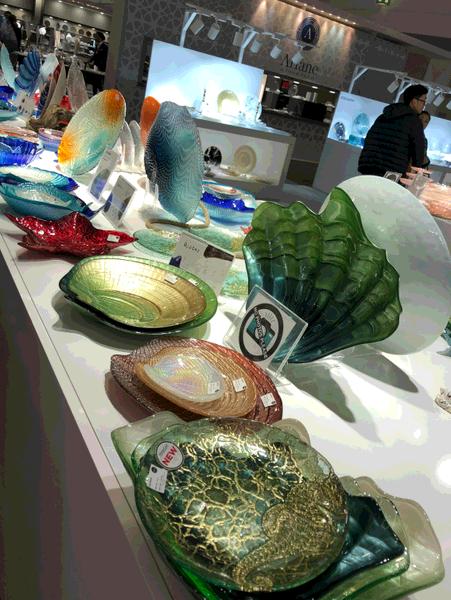 Lễ viếng Garbo Glassware Ambiente 2019