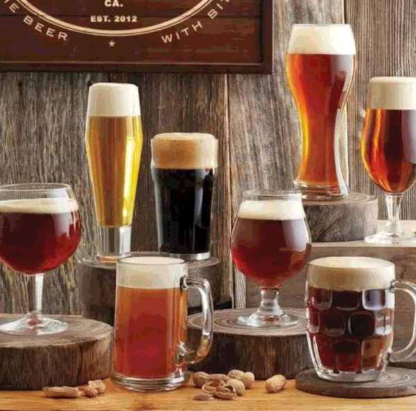 10 kinds of classic beer cups, which one is commonly used?