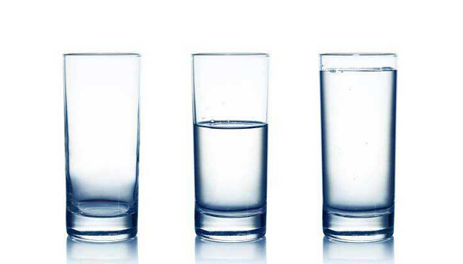 How to choose a glass cup, do numbers on bottom of glass have meaning