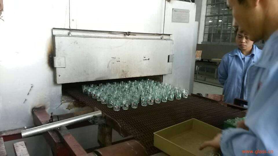 Thermal Stress Of Daily Use Glassware