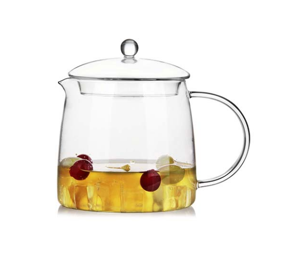 About glass teapots and how to clean glass teapots