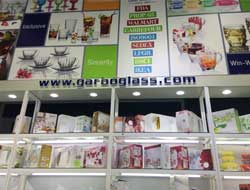 GARBO GLASSWARE HAVE GREAT HARVEST IN 125TH CANTON FAIR