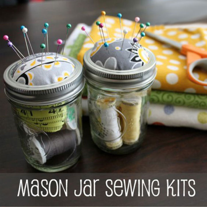 10 Brilliant Things You Can Do With A Glass Mason Jar