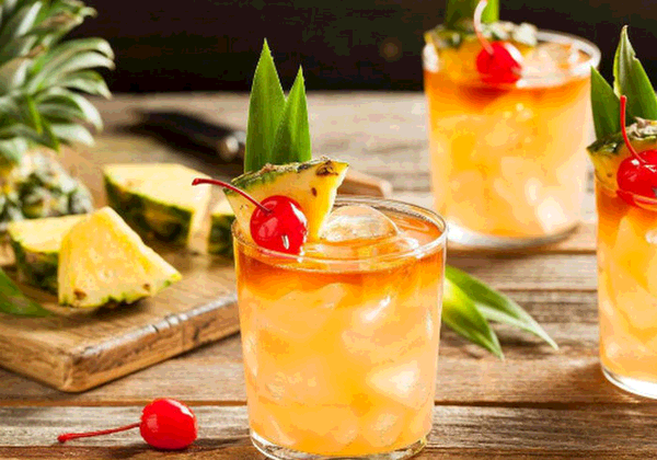 The ten most popular cocktails in the world