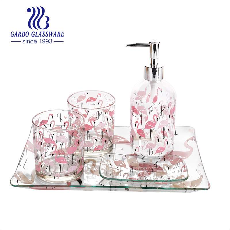 New collections for Bathroom sets and accessories