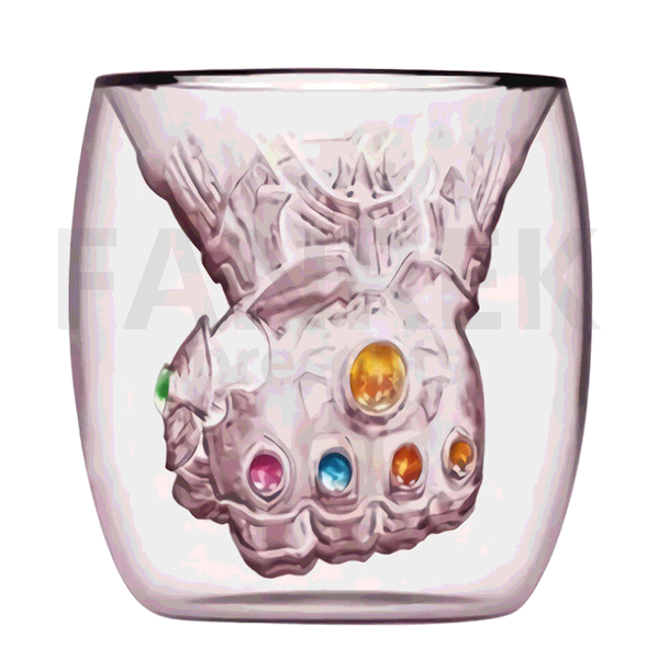 Advantages and features of the double wall glass cup