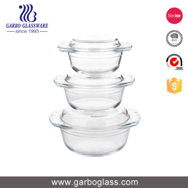 Can you put glassware into the refrigerator or oven