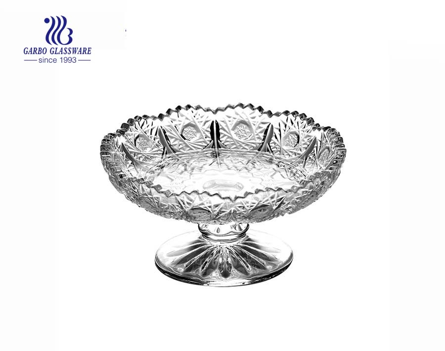 4.41'' Glass Plate with stand