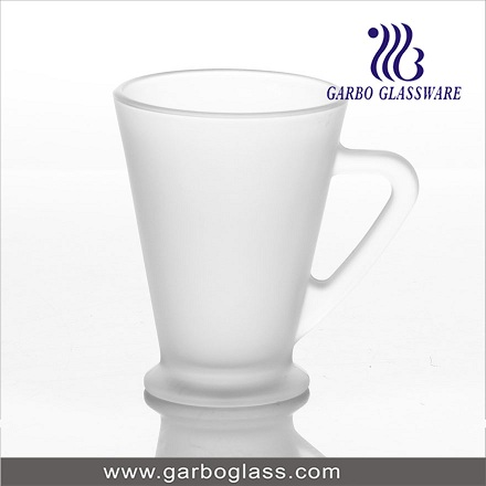 Is the frosted glass cup good? Is it poisonous?