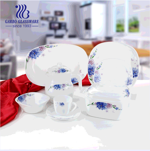 Do you know the difference between  opal glass and the ordinary glass