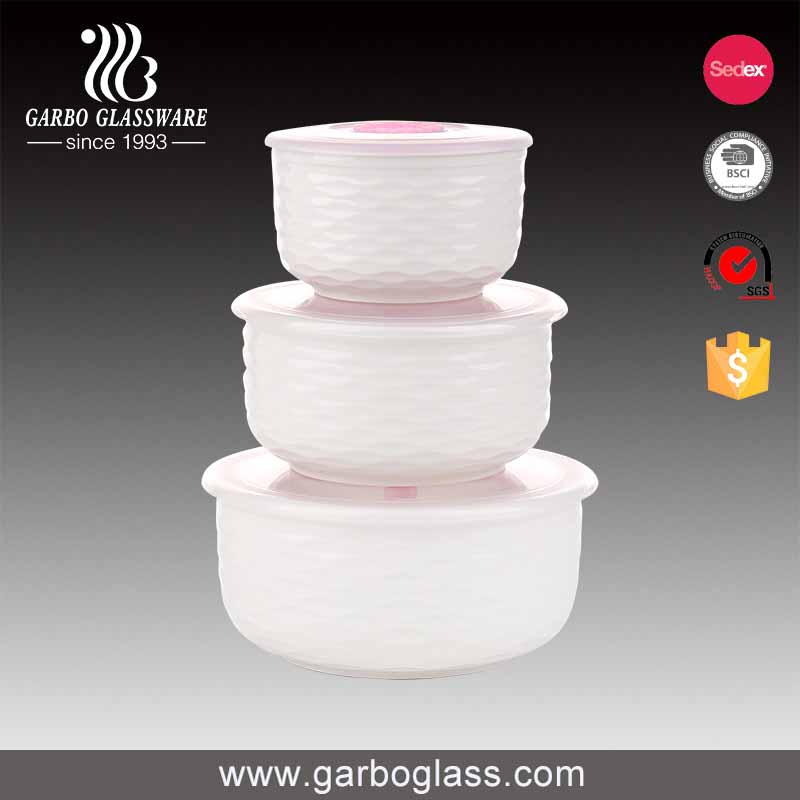 The several difference between opal glass and ceramic for buyer's reference