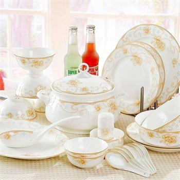 how to choose the ceramic tableware for your families