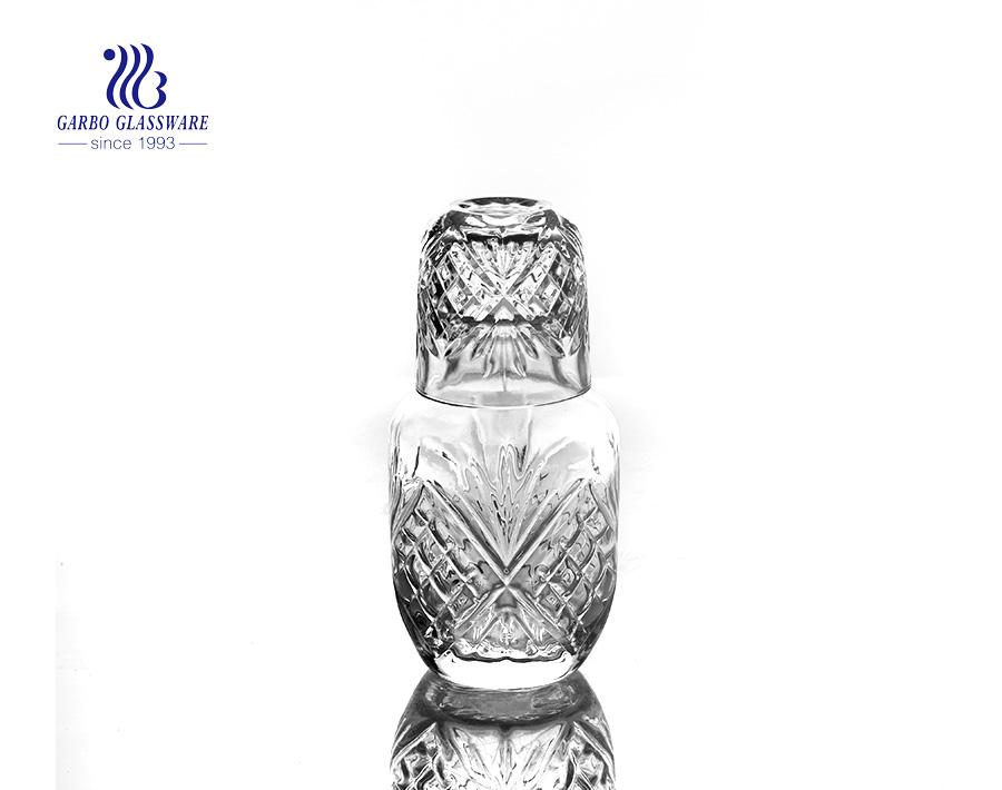 Unique Design Garbo Glass Decanter 530ml