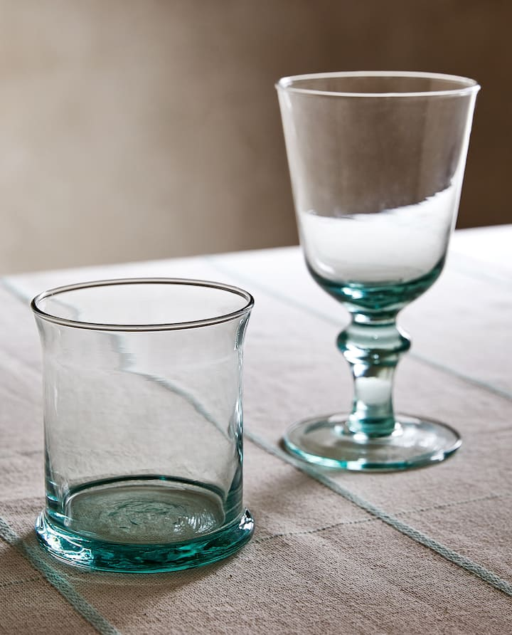 Recycled Glassware Promotion of Zara Home