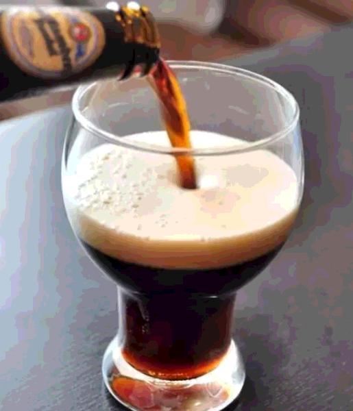 Black Beer Cup