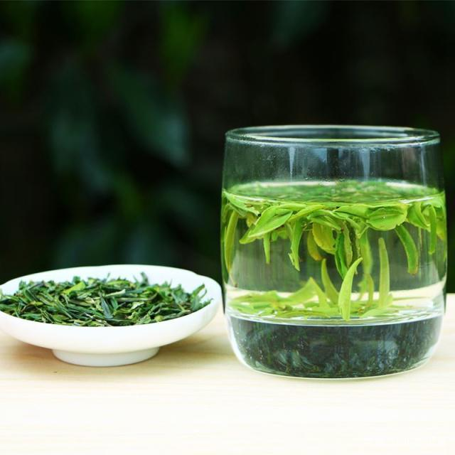 Why should we use glass cup for green tea
