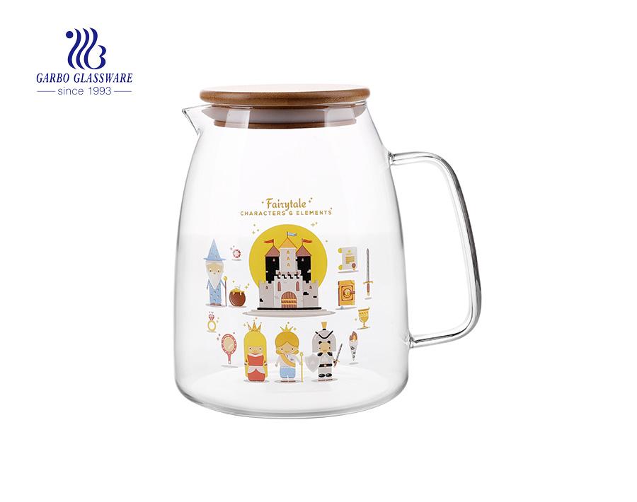 Borosilicate Glassware glass pitcher