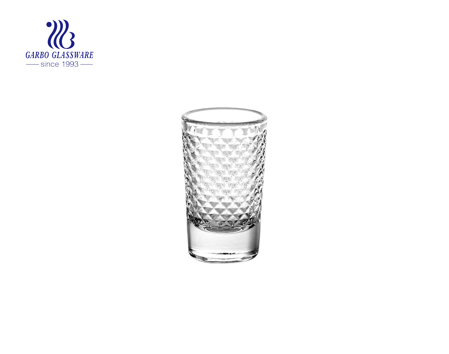 urban bar anchor hocking whiskyey shot glass 50ml clear personalize spirit glass