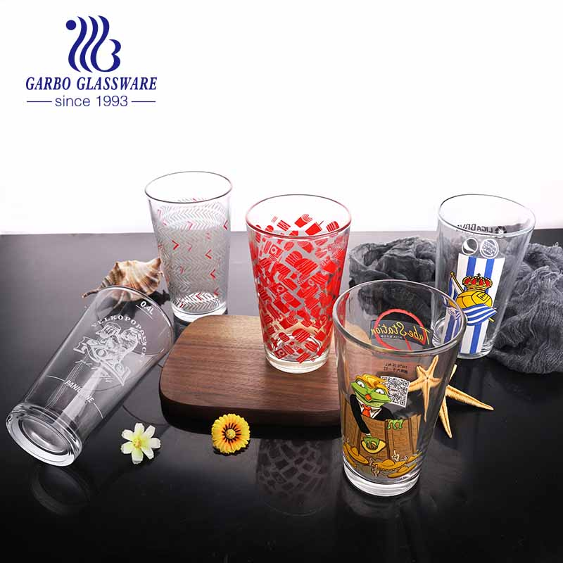 You need one Hiball glass tumbler from Garbo