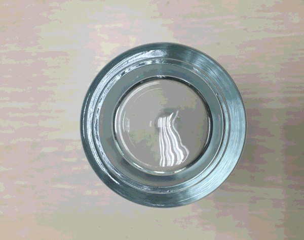 Quality for glassware