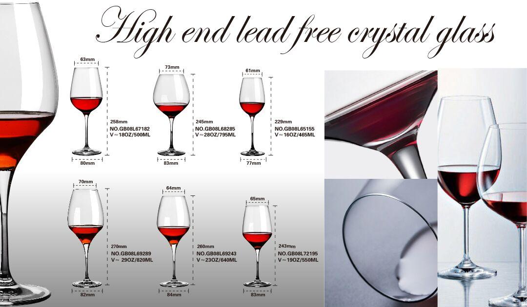wine stemware suppliers