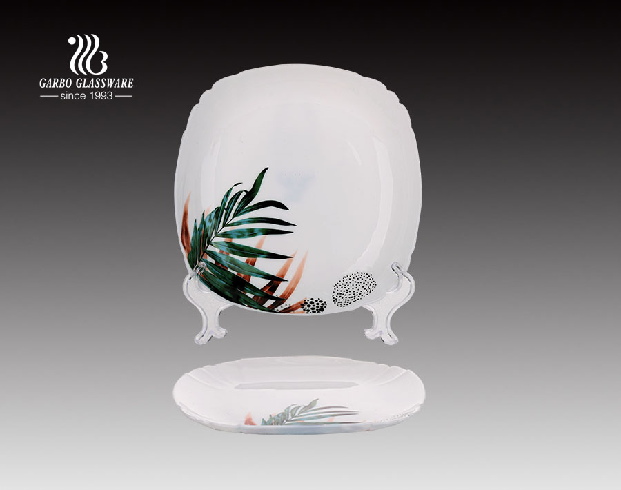 Opal Glassware phong cảnh độc đáo cho bộ đồ ăn