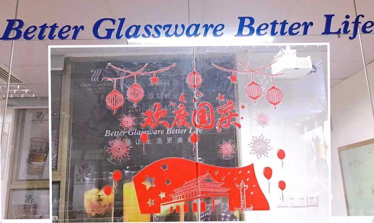 Thông báo về kỳ nghỉ lễ quốc gia của Garbo Glassware