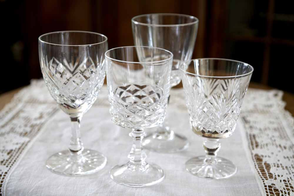 Tempered glassware will easy to be self-destruction if heating