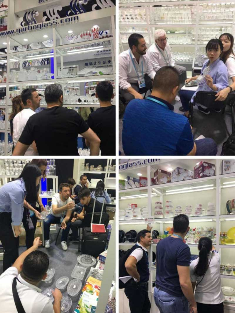 The second day of 126th Canton Fair