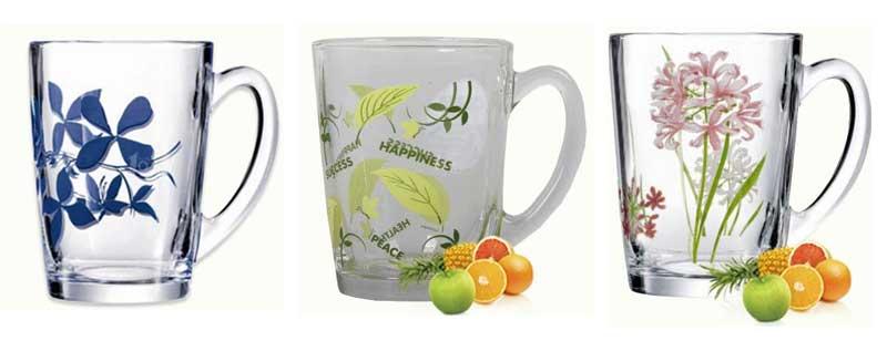 glass mug wholesale custom