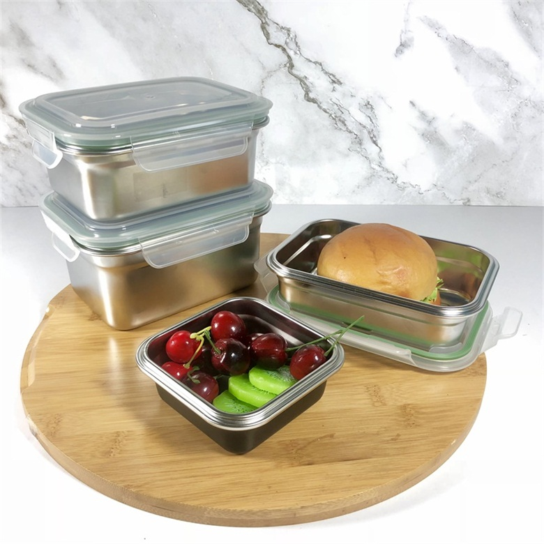 New production series-Stainless steel Lunch box