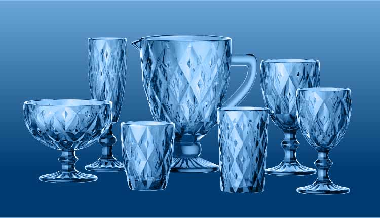 Announcing The Glass Pattern of The Year 2020